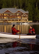 King Pacific Lodge, Princess Royal Island BC
